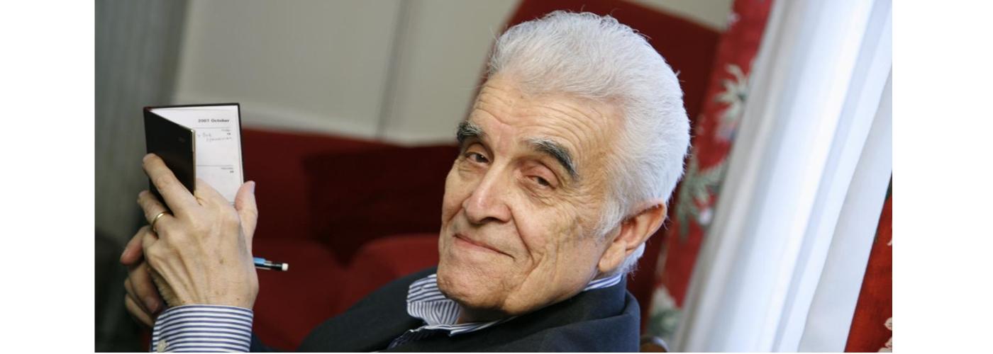 René Girard - 1923 - 2015