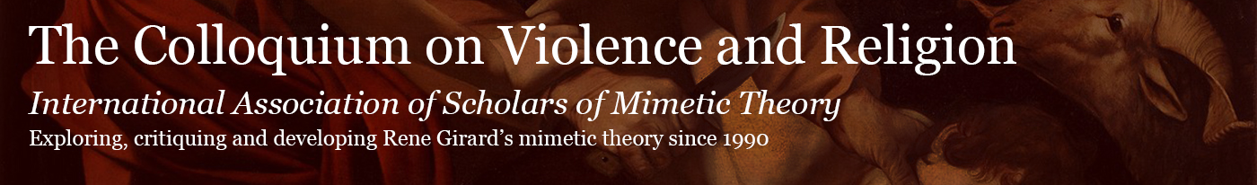 The Colloquium on Violence and Religion
